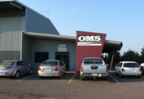 Closure of OMS Darwin