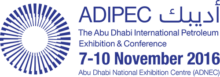 ADIPEC Exhibition in Abu Dhabi (Nov 2016)