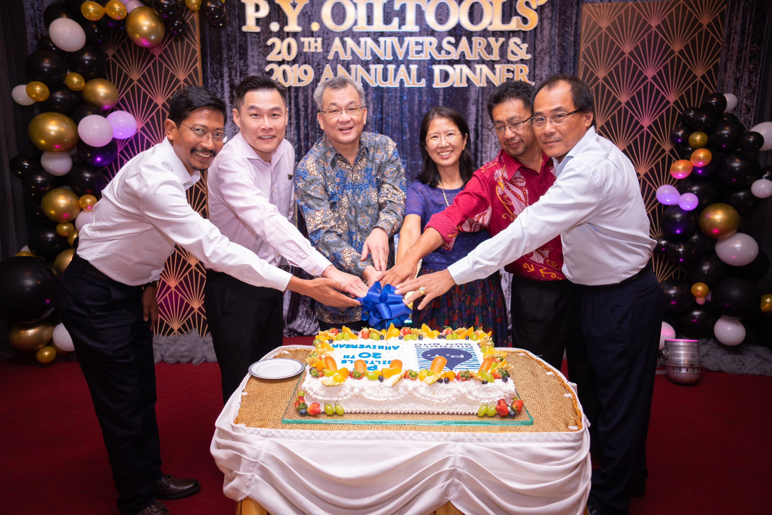 PY Oiltools Celebrates 20 Years of Business in Brunei